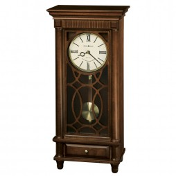 Howard Miller Lorna Triple-Chime Harmonic Sofa Table Clock 635-170