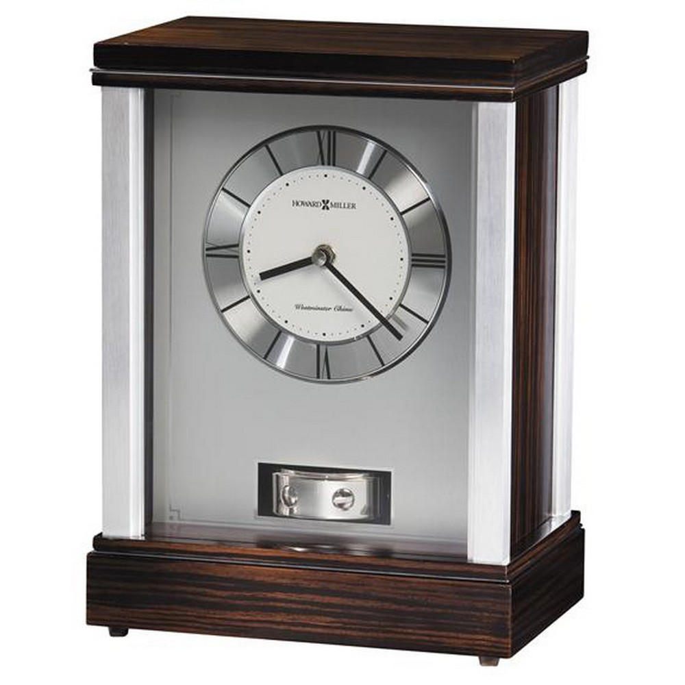 Howard Miller Gardner Mechanical Mantel Clock 635172
