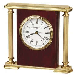 Howard Miller Rosewood Encore Bracket Table Clock 645104 645-104