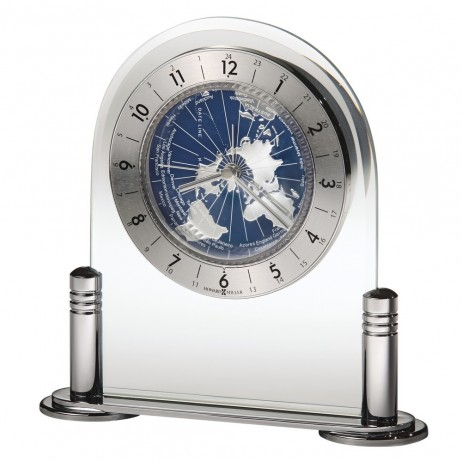 Howard Miller Discoverer - Time Zone Clock 645-346