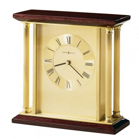 Howard Miller Carlton Brass Table Clock 645-391