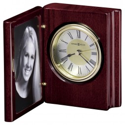 Howard Miller Portrait Book Desk Or Table Clock 645-497