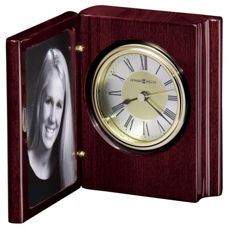 Howard Miller Portrait Book Desk Or Table Clock 645-497
