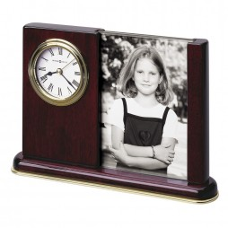 Howard Miller Portrait Caddy Desk Or Table Clock 645-498