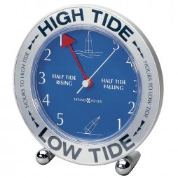 Howard Miller Tide Mate III Table Clock 645527 645-527
