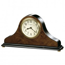 Howard Miller Baxter Tambour-Style Table Clock 645-578
