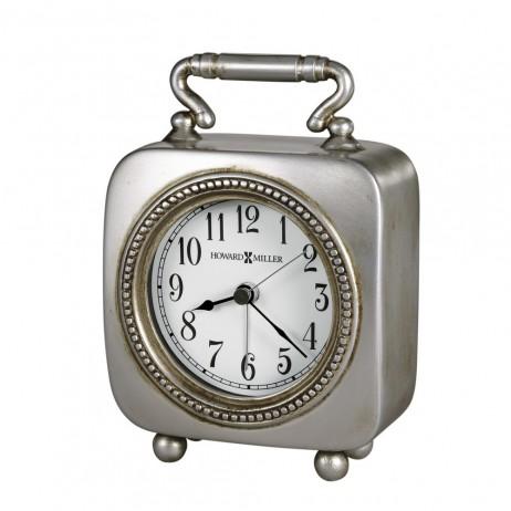 Howard Miller Kegan Antique Pewter Alarm 645-615