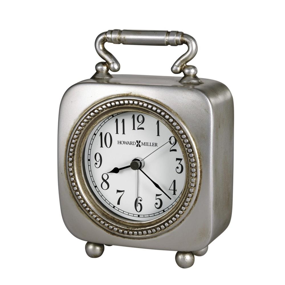 Howard Miller Kegan Antique Pewter Alarm 645615