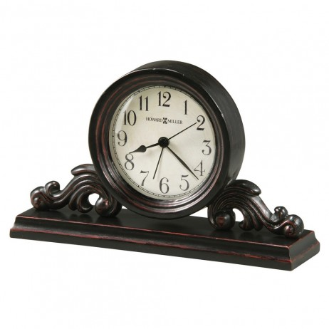 Howard Miller Bishop Decorative Alarm Clock 645-653