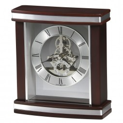 Howard Miller Templeton Table Clock With Skeleton Movement 645-673