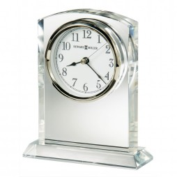 Howard Miller Flaire Crystal Table Clock 645-713