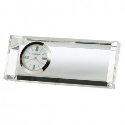 Howard Miller Prism Crystal Table Clock 645-717