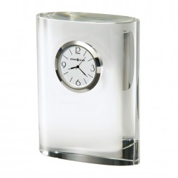 Howard Miller Fresno Oval Crystal Table Clock 645-718