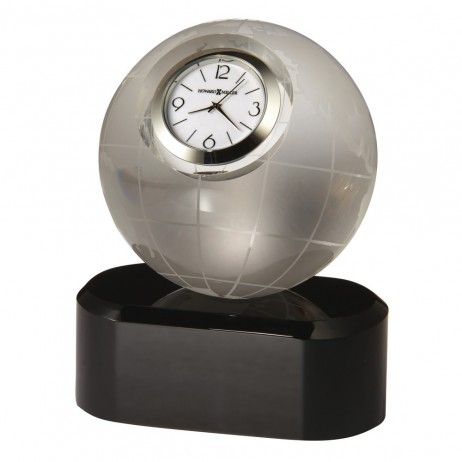 Howard Miller Axis Crystal Table Clock 645-719