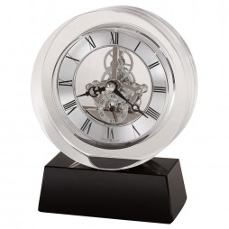 Howard Miller Fusion Table Clock 645758 645-758