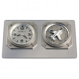 Howard Miller Aviatrix Table Clock 645765 645-765