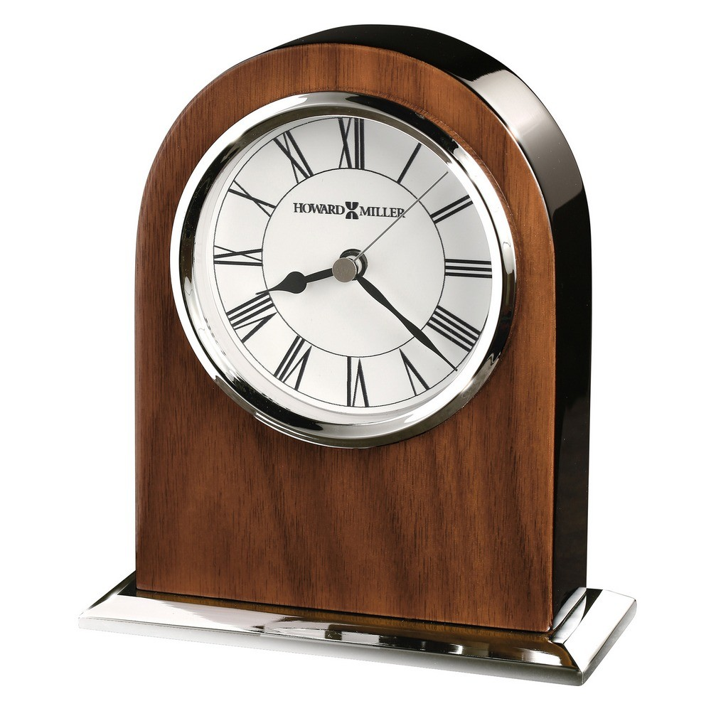 Howard Miller Palermo Mechanical Table Clock