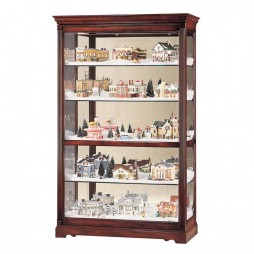 Howard Miller Townsend Curio Display Cabinet 680235 680-235