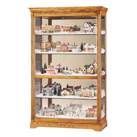 Howard Miller Parkview Curio Display Cabinet 680237 680-237