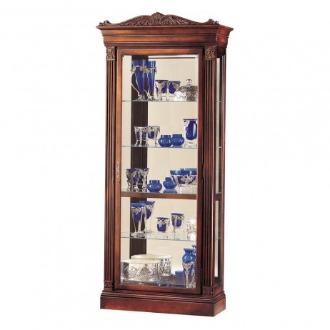 Howard Miller Embassy Curio Display Cabinet 680-243