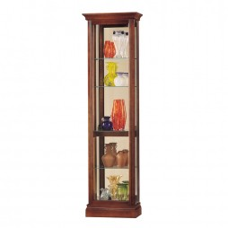 Howard Miller Gregory Curio Display Cabinet 680245 680-245