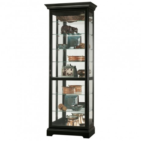 Howard Miller Chesterfield III Curio Display Cabinet 680287 680-287