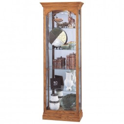 Howard Miller Torrington Curio Display Cabinet 680341 680-341
