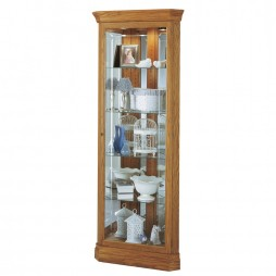 Howard Miller Hammond Corner Display Cabinet 680-347