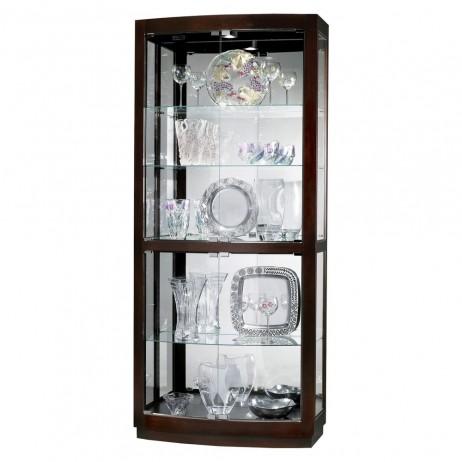 Howard Miller Bradington Curio display Cabinet 680-395