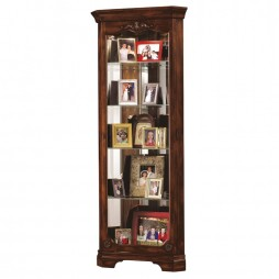 Howard Miller Constance Corner Display Cabinet 680-404