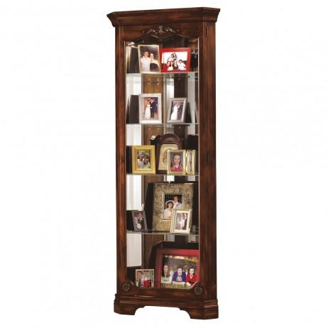 Howard Miller Constance Corner Display Cabinet 680-404
