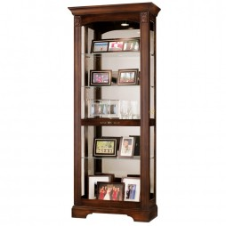 Howard Miller Ricardo Curio Display Cabinet 680420 680-420