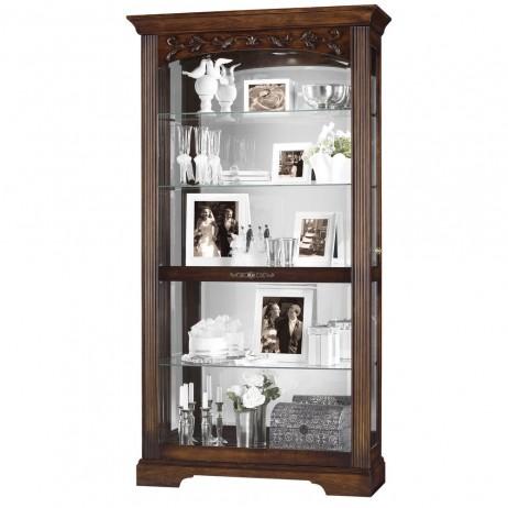 Howard Miller Hartland Curio display Cabinet 680-445