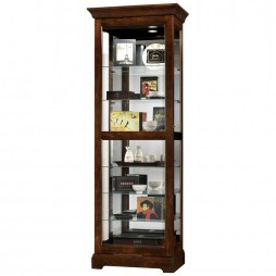 Howard Miller Martindale Curio Display Cabinet 680469 680-469