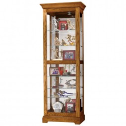 Howard Miller Moorland Curio display Cabinet 680-471