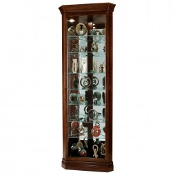 Howard Miller Drake Corner Display Cabinet 680-483