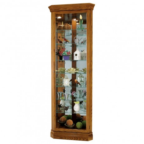 Howard Miller Dominic Corner Display Cabinet 680-485