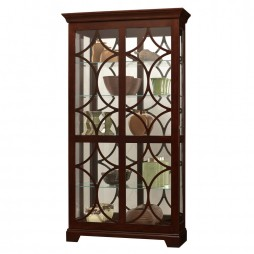 Howard Miller Morriston Curio Cabinet 680-493