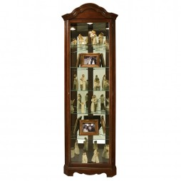 Howard Miller Murphy Corner Display Cabinet 680-495