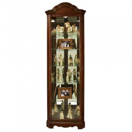 Howard Miller Murphy Corner Display Cabinet 680-495