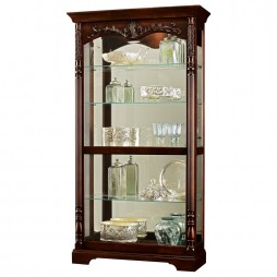 Howard Miller Felicia Curio Display Cabinet 680497 680-497
