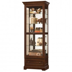 Howard Miller Manford Curio Display Cabinet 680523 680-523