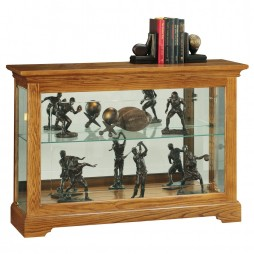 Howard Miller Burrows Curio Display Cabinet 680535 680-535