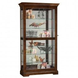 Howard Miller Tyler Curio Display Cabinet 680537 680-537