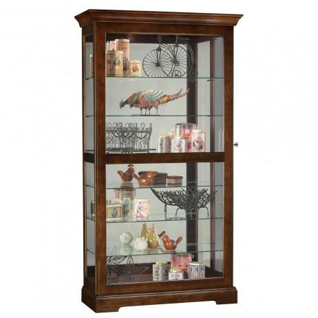 Howard Miller Tyler Curio Display Cabinet 680537 680-537