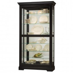 Howard Miller Tyler II Curio Display Cabinet 680538 680-538