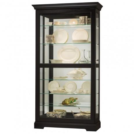 Howard Miller Tyler II Curio Display Cabinet 680538 680-538