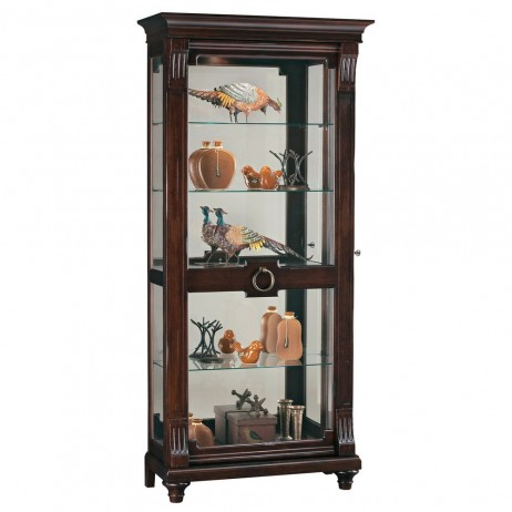 Howard Miller Brenna Curio Display Cabinet 680539 680-539