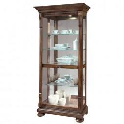 Howard Miller Curtis Curio Cabinet 680-561