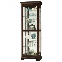 Howard Miller Martindale II Curio Display Cabinet 680577 680-577